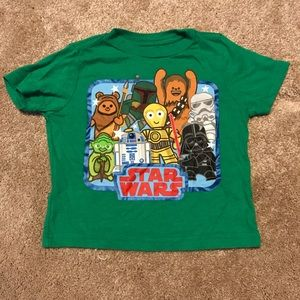 Star Wars 2T Toddler t-shirt